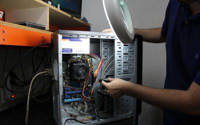 Почему важно делать ремонт компьютера у специалистов